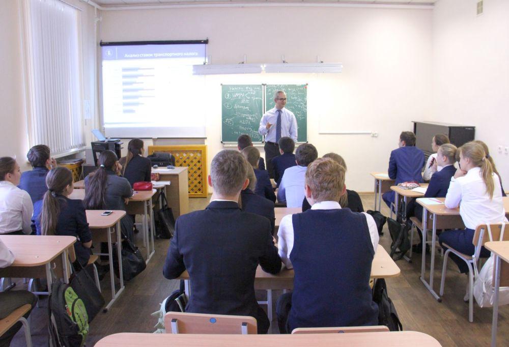 НИУ ВШЭ – Пермь провели интерактивные уроки для пермских школьников