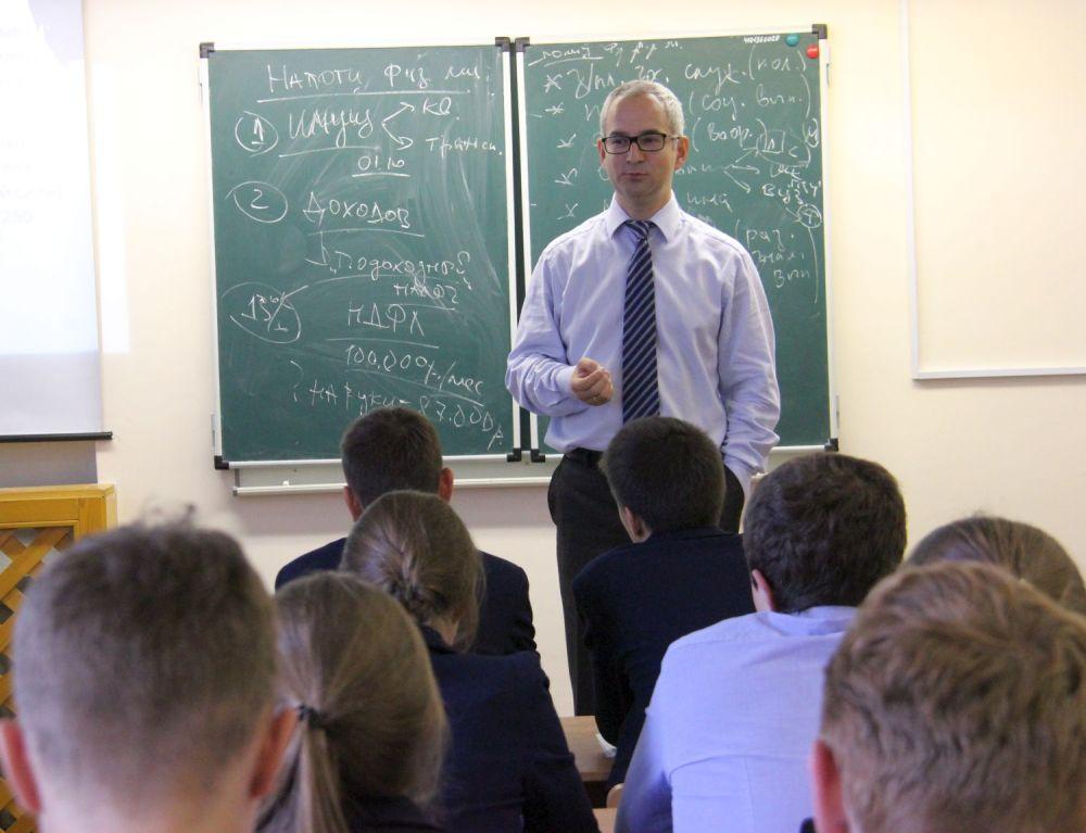Пермский кампус НИУ ВШЭ проводит «Неделю финансовой грамотности» для школьн ...