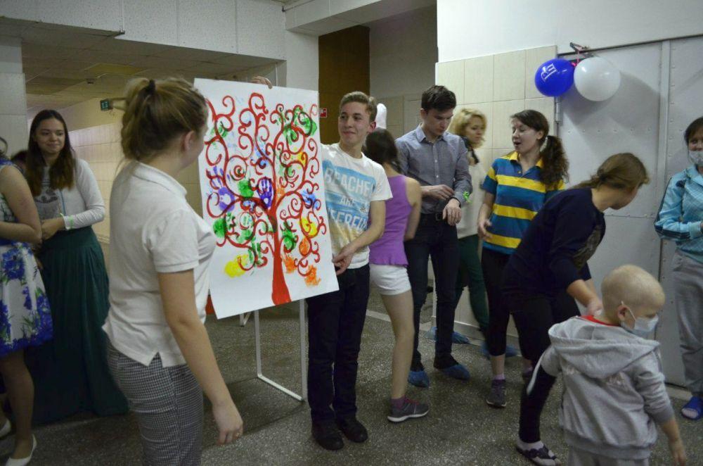 HSE CHARITY WEEK от студентов пермской Вышки