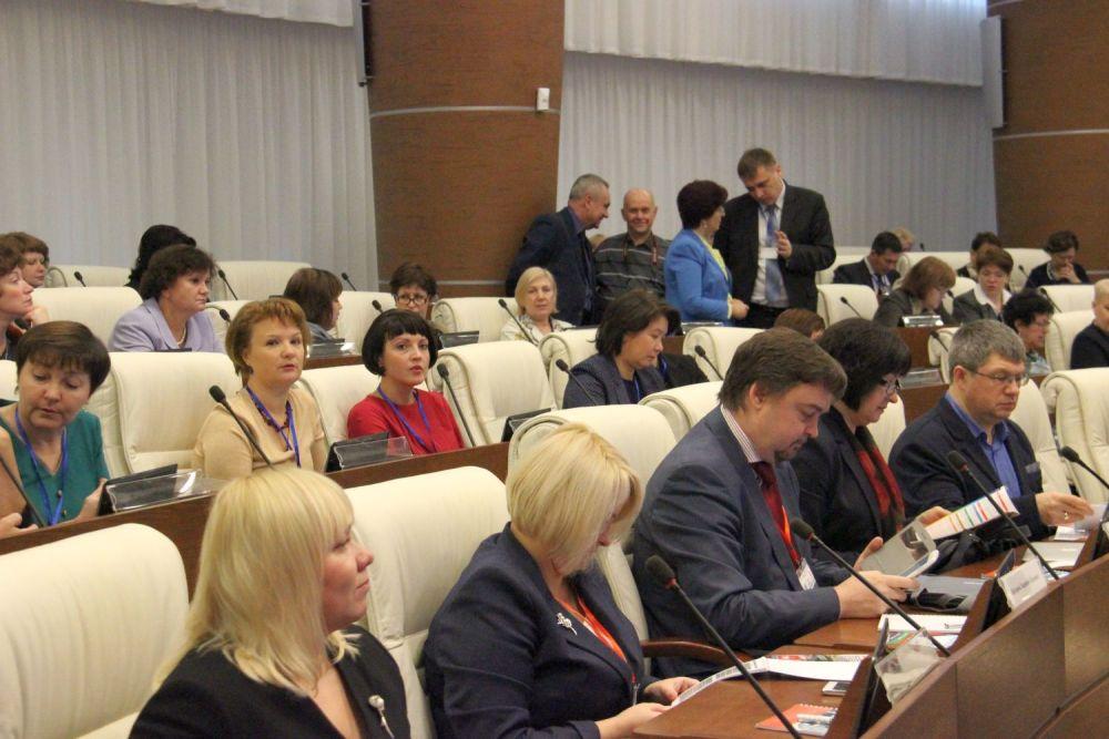 Состоялся всероссийский семинар-совещание по вопросам образования