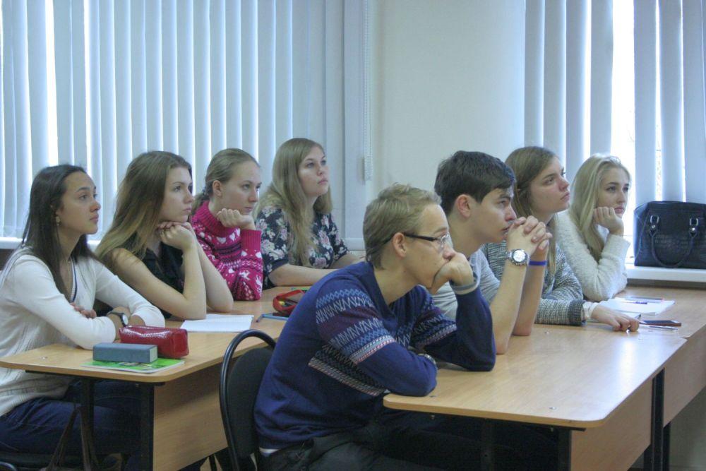 В Пермской Вышке школьники попробовали себя в профессии