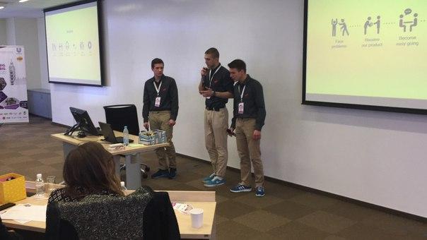 Пермские студенты поделили в российском этапе конкурса Unilever