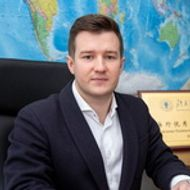 Дмитрий Кашин, начальник отдела международного сотрудничества